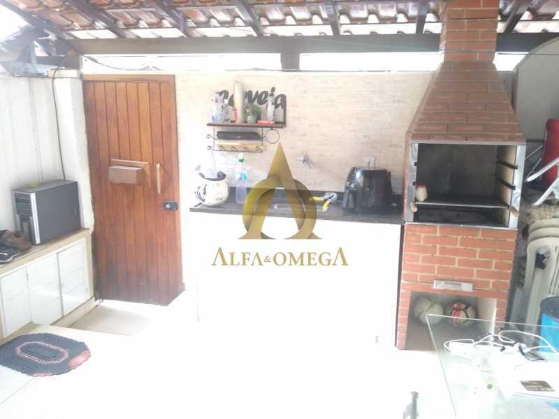 42 - Casa à venda Rua Araticum,Anil, Rio de Janeiro - R$ 480.000 - AOJ60118 - 24