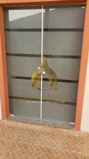 4 - Casa em Condomínio à venda Rua Edgard Werneck,Pechincha, Rio de Janeiro - R$ 420.000 - AOJ60121 - 19