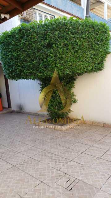 6 - Casa em Condomínio à venda Rua Edgard Werneck,Pechincha, Rio de Janeiro - R$ 420.000 - AOJ60121 - 20