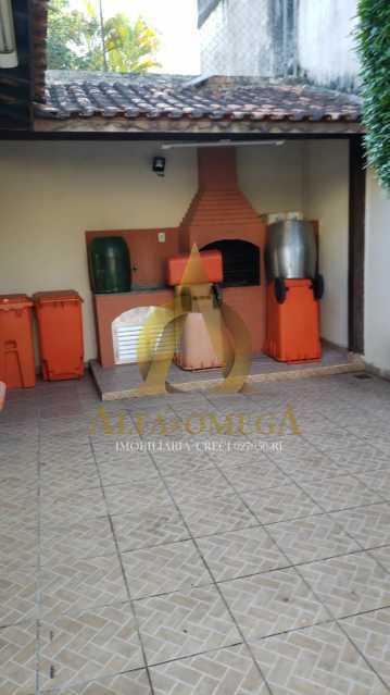 8 - Casa em Condomínio à venda Rua Edgard Werneck,Pechincha, Rio de Janeiro - R$ 420.000 - AOJ60121 - 11