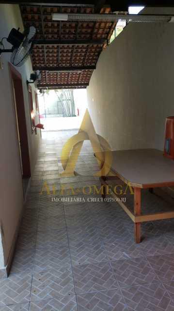 9 - Casa em Condomínio à venda Rua Edgard Werneck,Pechincha, Rio de Janeiro - R$ 420.000 - AOJ60121 - 12