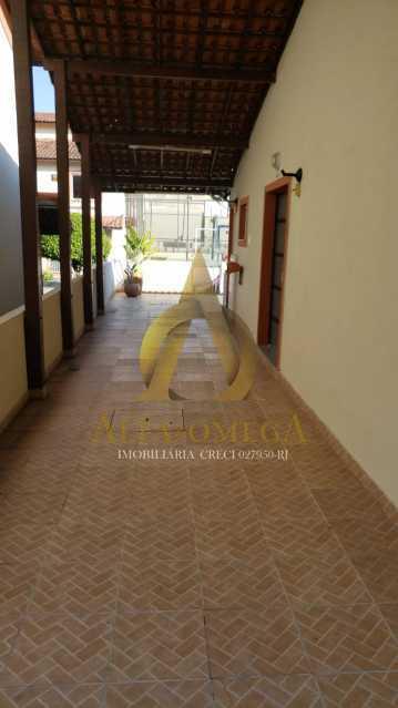 10 - Casa em Condomínio à venda Rua Edgard Werneck,Pechincha, Rio de Janeiro - R$ 420.000 - AOJ60121 - 13