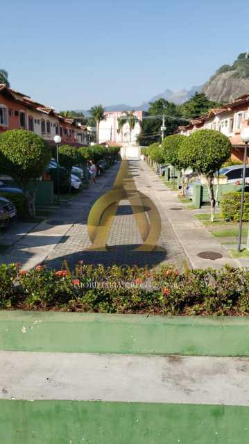 11 - Casa em Condomínio à venda Rua Edgard Werneck,Pechincha, Rio de Janeiro - R$ 420.000 - AOJ60121 - 21