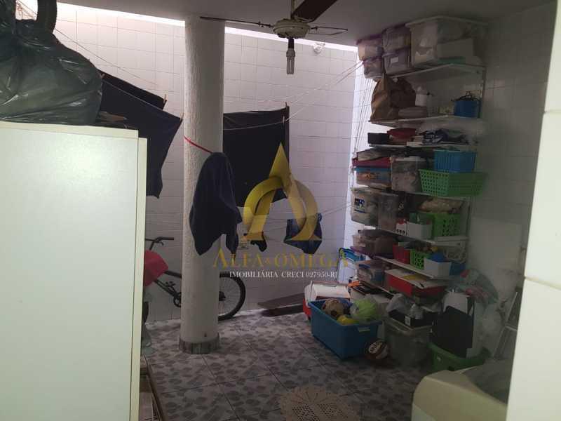 18 - Casa em Condomínio à venda Rua Edgard Werneck,Pechincha, Rio de Janeiro - R$ 420.000 - AOJ60121 - 10