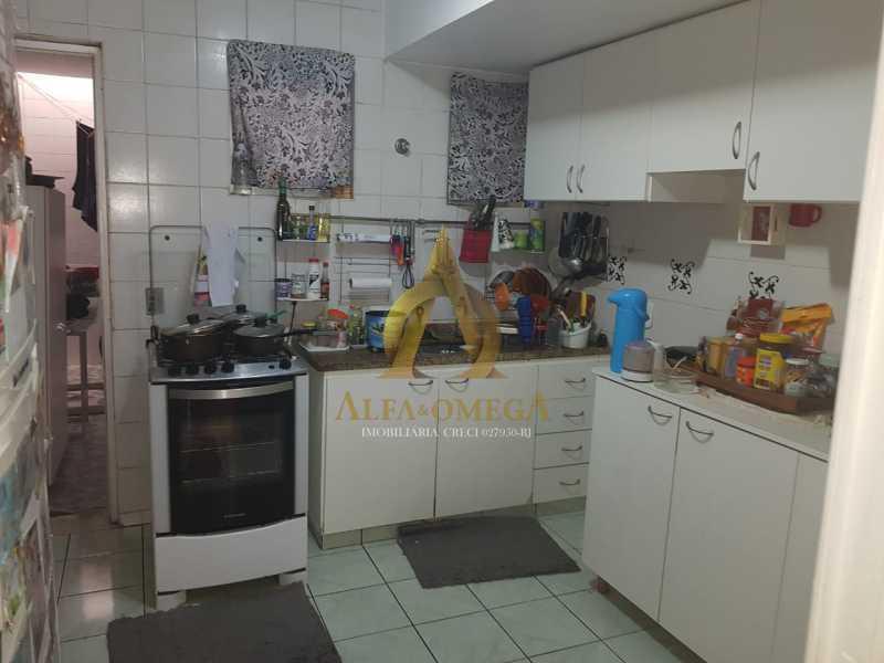 19 - Casa em Condomínio à venda Rua Edgard Werneck,Pechincha, Rio de Janeiro - R$ 420.000 - AOJ60121 - 8
