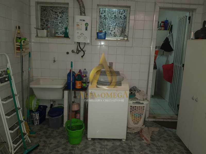 20 - Casa em Condomínio à venda Rua Edgard Werneck,Pechincha, Rio de Janeiro - R$ 420.000 - AOJ60121 - 9
