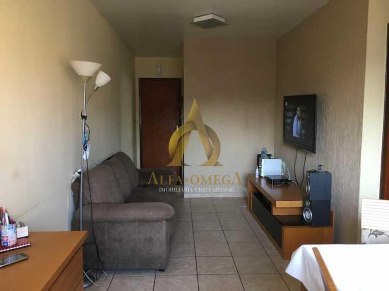 8 - Apartamento à venda Estrada Pau-Ferro,Pechincha, Rio de Janeiro - R$ 275.000 - AOJ30072 - 1