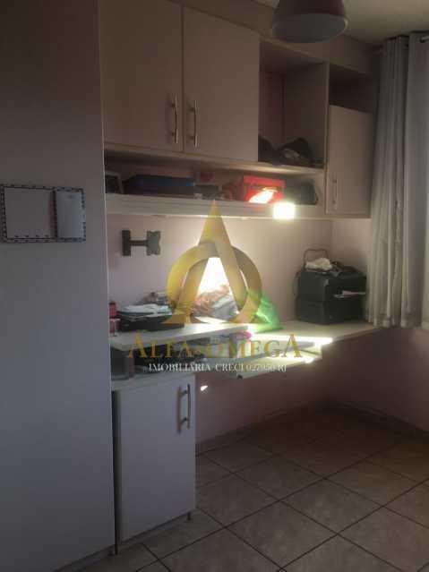 10 - Apartamento à venda Estrada Pau-Ferro,Pechincha, Rio de Janeiro - R$ 275.000 - AOJ30072 - 12