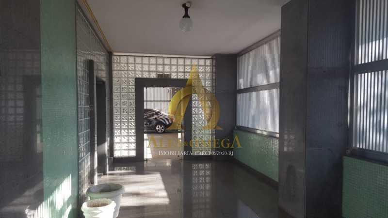 1 - Apartamento à venda Rua Lauro Muller,Botafogo, Rio de Janeiro - R$ 490.000 - AO20438 - 12