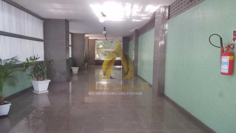 3 - Apartamento à venda Rua Lauro Muller,Botafogo, Rio de Janeiro - R$ 490.000 - AO20438 - 13