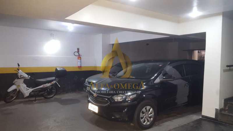 5 - Apartamento à venda Rua Lauro Muller,Botafogo, Rio de Janeiro - R$ 490.000 - AO20438 - 15