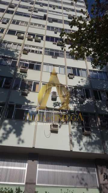 8 - Apartamento à venda Rua Lauro Muller,Botafogo, Rio de Janeiro - R$ 490.000 - AO20438 - 17