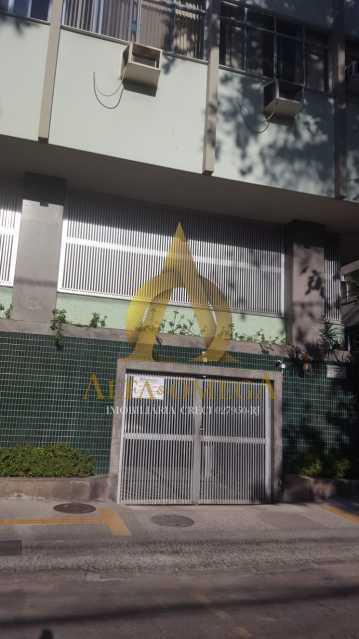9 - Apartamento à venda Rua Lauro Muller,Botafogo, Rio de Janeiro - R$ 490.000 - AO20438 - 18