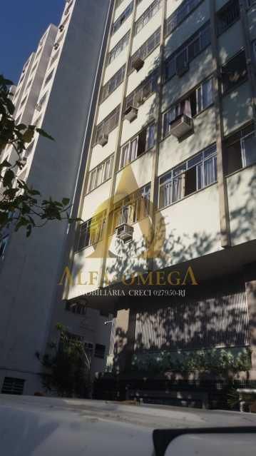 10 - Apartamento à venda Rua Lauro Muller,Botafogo, Rio de Janeiro - R$ 490.000 - AO20438 - 19