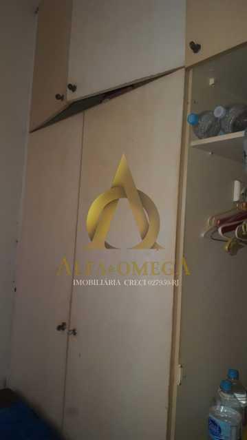 11 - Apartamento à venda Rua Lauro Muller,Botafogo, Rio de Janeiro - R$ 490.000 - AO20438 - 10