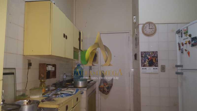 14 - Apartamento à venda Rua Lauro Muller,Botafogo, Rio de Janeiro - R$ 490.000 - AO20438 - 9