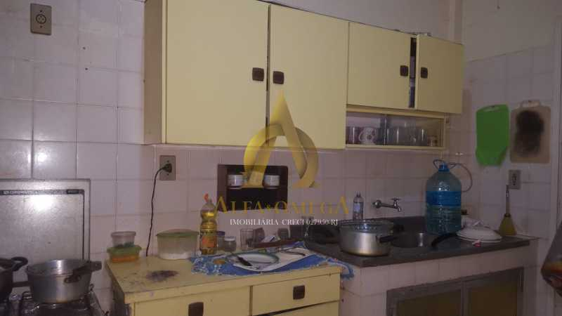 15 - Apartamento à venda Rua Lauro Muller,Botafogo, Rio de Janeiro - R$ 490.000 - AO20438 - 8