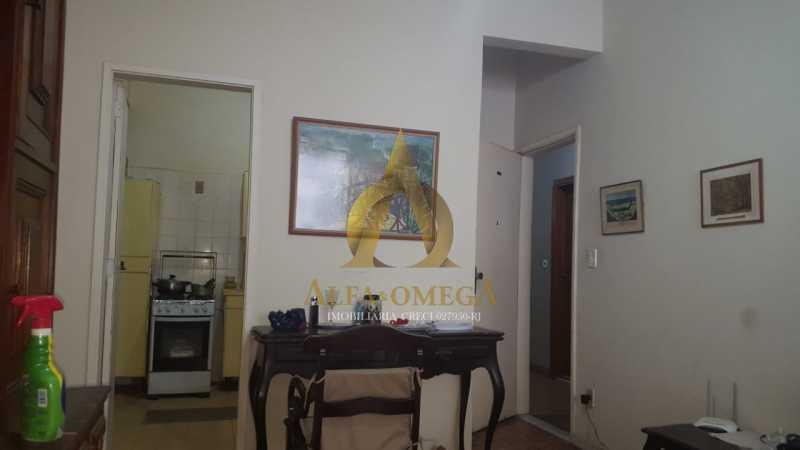 17 - Apartamento à venda Rua Lauro Muller,Botafogo, Rio de Janeiro - R$ 490.000 - AO20438 - 4