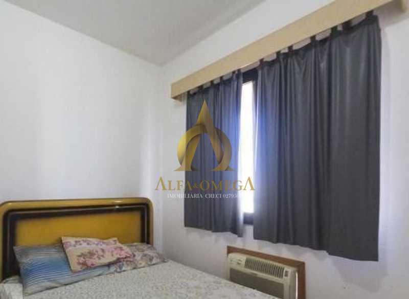 1 - Apartamento para alugar Rua Jornalista Henrique Cordeiro,Barra da Tijuca, Rio de Janeiro - R$ 2.400 - AO20310L - 5