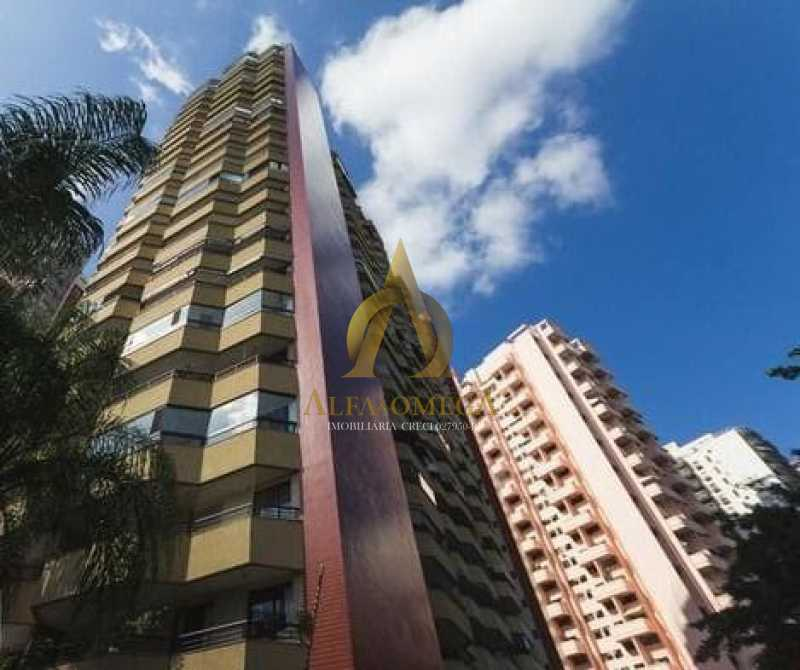 4 - Apartamento para alugar Rua Jornalista Henrique Cordeiro,Barra da Tijuca, Rio de Janeiro - R$ 2.400 - AO20310L - 16