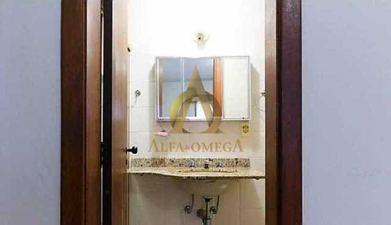 9 - Apartamento para alugar Rua Jornalista Henrique Cordeiro,Barra da Tijuca, Rio de Janeiro - R$ 2.400 - AO20310L - 10