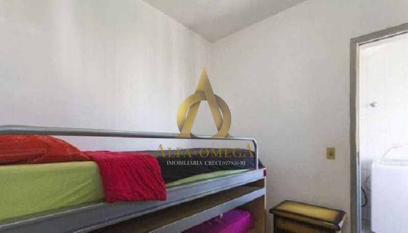 10 - Apartamento para alugar Rua Jornalista Henrique Cordeiro,Barra da Tijuca, Rio de Janeiro - R$ 2.400 - AO20310L - 8