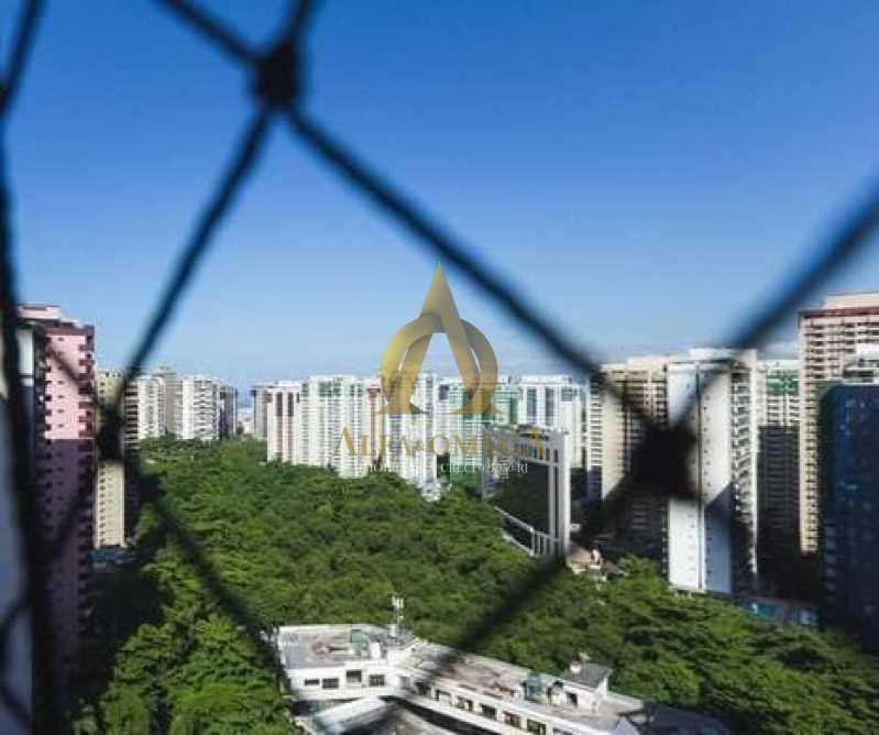 11 - Apartamento para alugar Rua Jornalista Henrique Cordeiro,Barra da Tijuca, Rio de Janeiro - R$ 2.400 - AO20310L - 17