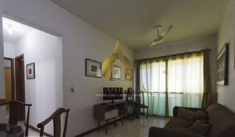12 - Apartamento para alugar Rua Jornalista Henrique Cordeiro,Barra da Tijuca, Rio de Janeiro - R$ 2.400 - AO20310L - 4
