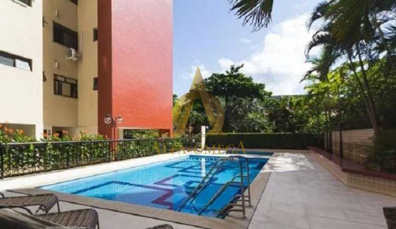 13 - Apartamento para alugar Rua Jornalista Henrique Cordeiro,Barra da Tijuca, Rio de Janeiro - R$ 2.400 - AO20310L - 13