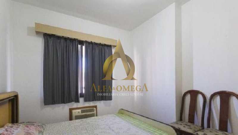 14 - Apartamento para alugar Rua Jornalista Henrique Cordeiro,Barra da Tijuca, Rio de Janeiro - R$ 2.400 - AO20310L - 7