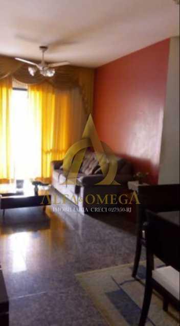 2 - Apartamento à venda Rua Araguaia,Freguesia (Jacarepaguá), Rio de Janeiro - R$ 630.000 - AOJ30074 - 4