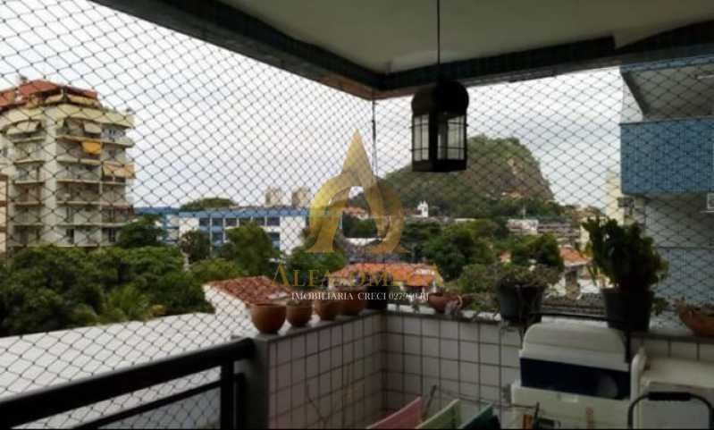 9 - Apartamento à venda Rua Araguaia,Freguesia (Jacarepaguá), Rio de Janeiro - R$ 630.000 - AOJ30074 - 3