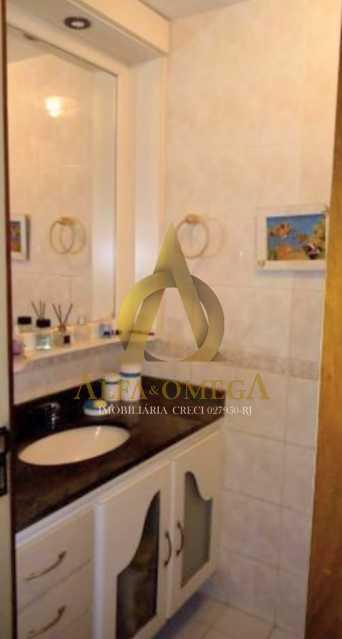 10 - Apartamento à venda Rua Araguaia,Freguesia (Jacarepaguá), Rio de Janeiro - R$ 630.000 - AOJ30074 - 14