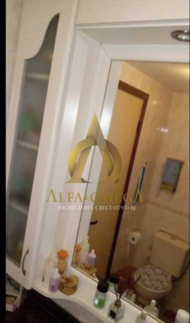 11 - Apartamento à venda Rua Araguaia,Freguesia (Jacarepaguá), Rio de Janeiro - R$ 630.000 - AOJ30074 - 15