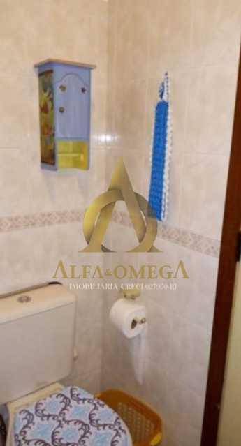 13 - Apartamento à venda Rua Araguaia,Freguesia (Jacarepaguá), Rio de Janeiro - R$ 630.000 - AOJ30074 - 18