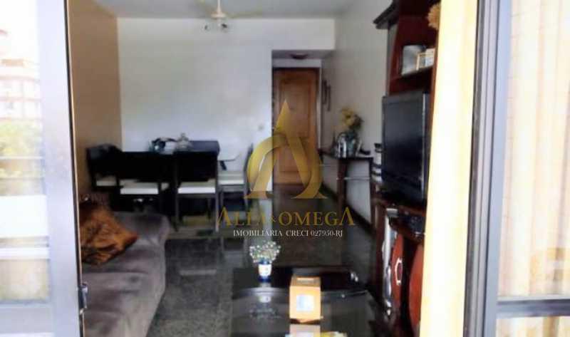 14 - Apartamento à venda Rua Araguaia,Freguesia (Jacarepaguá), Rio de Janeiro - R$ 630.000 - AOJ30074 - 5