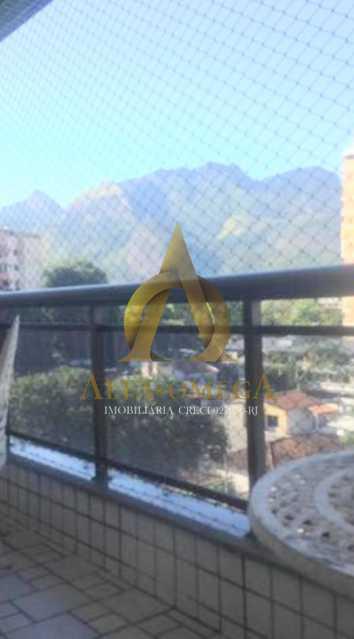 19 - Apartamento à venda Rua Araguaia,Freguesia (Jacarepaguá), Rio de Janeiro - R$ 630.000 - AOJ30074 - 20