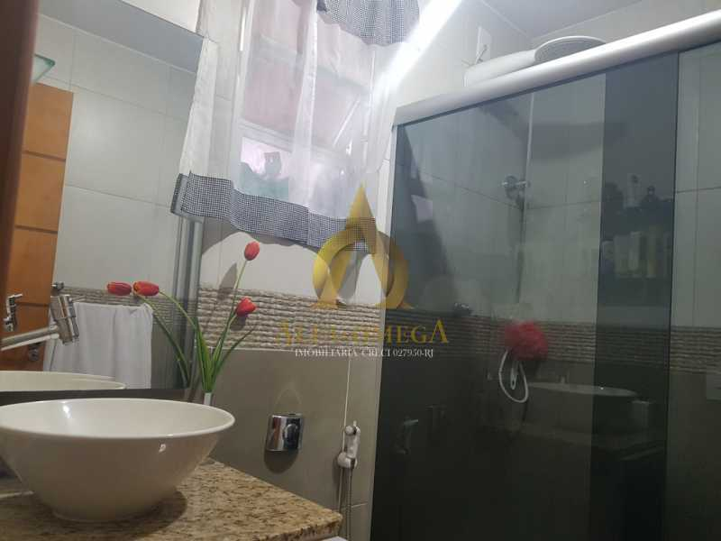 4 - Cobertura à venda Rua Caniu,Pechincha, Rio de Janeiro - R$ 485.000 - AOJ50052 - 18