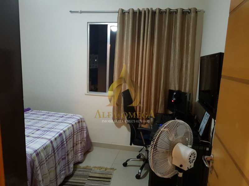 5 - Cobertura à venda Rua Caniu,Pechincha, Rio de Janeiro - R$ 485.000 - AOJ50052 - 16