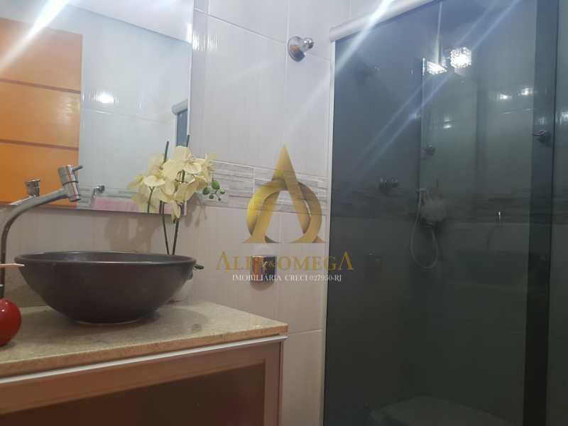 7 - Cobertura à venda Rua Caniu,Pechincha, Rio de Janeiro - R$ 485.000 - AOJ50052 - 19