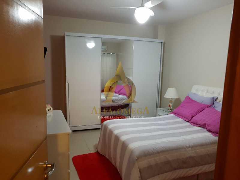 8 - Cobertura à venda Rua Caniu,Pechincha, Rio de Janeiro - R$ 485.000 - AOJ50052 - 14