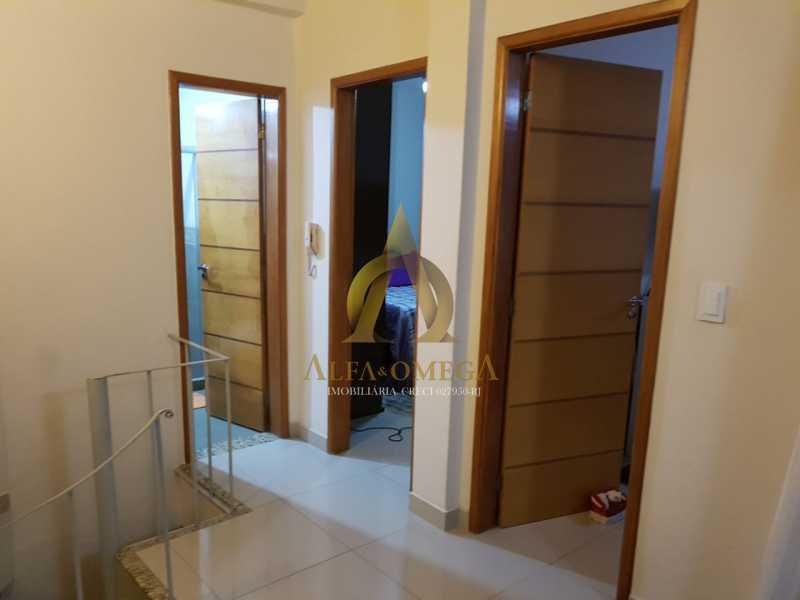 9 - Cobertura à venda Rua Caniu,Pechincha, Rio de Janeiro - R$ 485.000 - AOJ50052 - 13