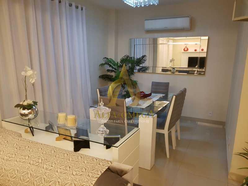 10 - Cobertura à venda Rua Caniu,Pechincha, Rio de Janeiro - R$ 485.000 - AOJ50052 - 11