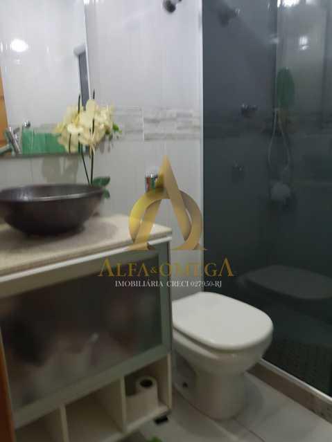 13 - Cobertura à venda Rua Caniu,Pechincha, Rio de Janeiro - R$ 485.000 - AOJ50052 - 20
