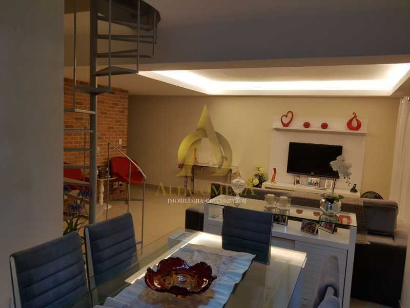 14 - Cobertura à venda Rua Caniu,Pechincha, Rio de Janeiro - R$ 485.000 - AOJ50052 - 8