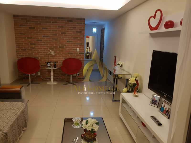 16 - Cobertura à venda Rua Caniu,Pechincha, Rio de Janeiro - R$ 485.000 - AOJ50052 - 9