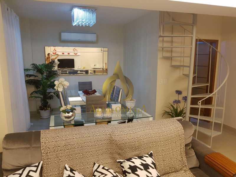 17 - Cobertura à venda Rua Caniu,Pechincha, Rio de Janeiro - R$ 485.000 - AOJ50052 - 6