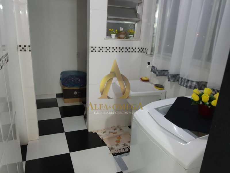 19 - Cobertura à venda Rua Caniu,Pechincha, Rio de Janeiro - R$ 485.000 - AOJ50052 - 27