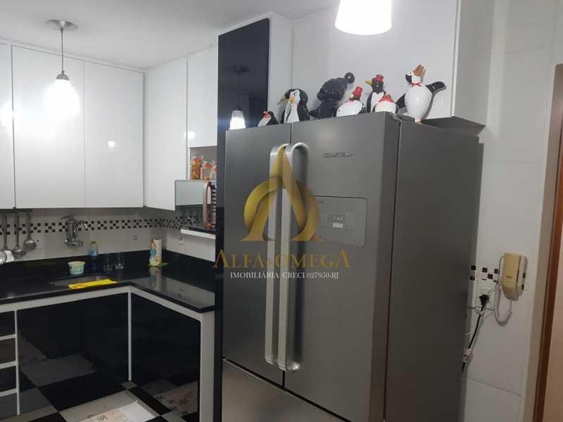 20 - Cobertura à venda Rua Caniu,Pechincha, Rio de Janeiro - R$ 485.000 - AOJ50052 - 22