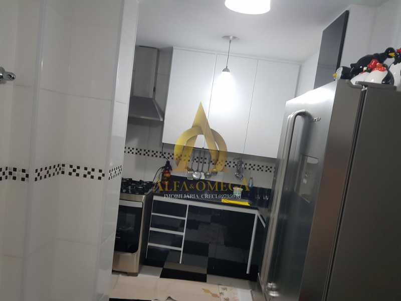 21 - Cobertura à venda Rua Caniu,Pechincha, Rio de Janeiro - R$ 485.000 - AOJ50052 - 21